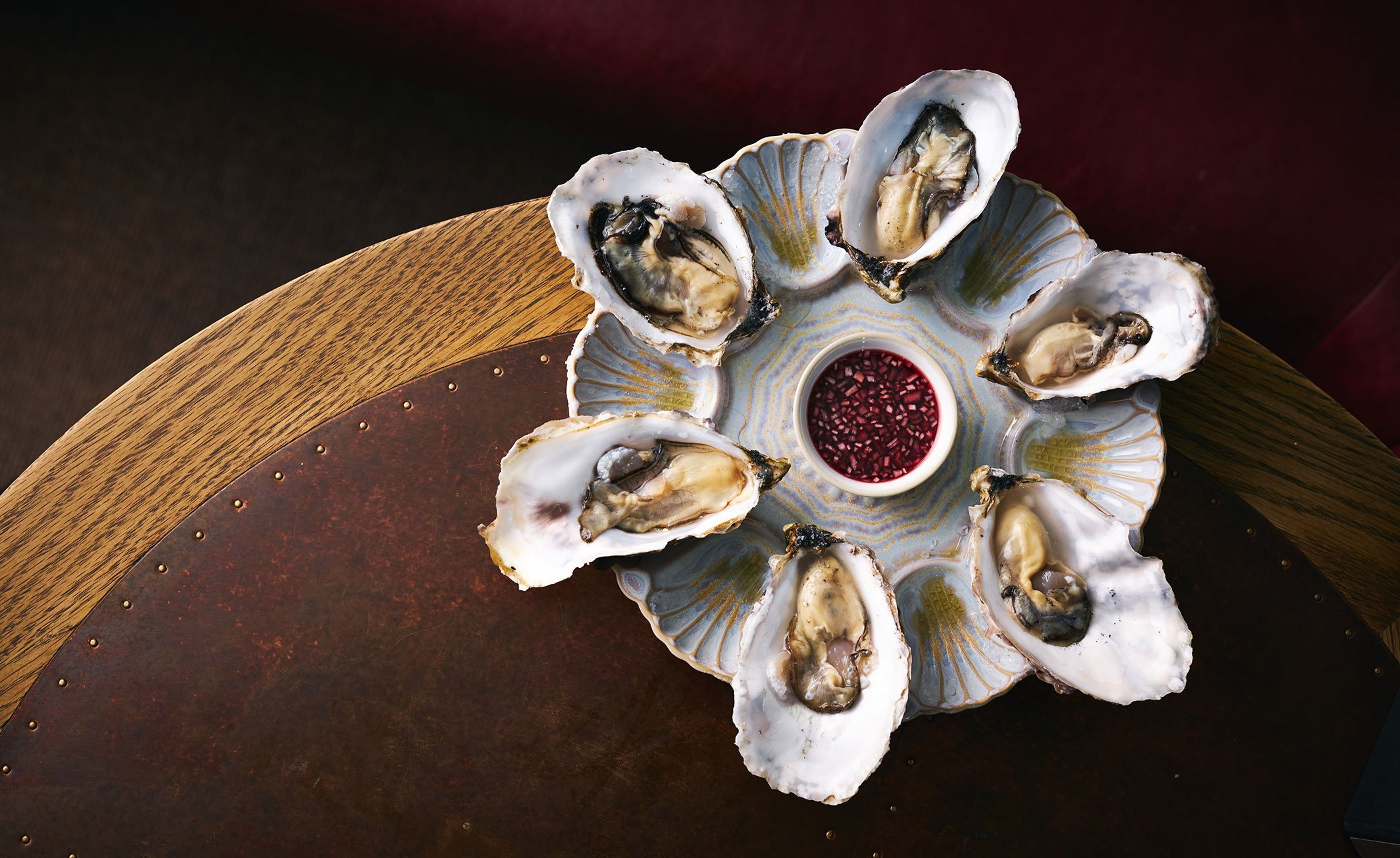 Kyle of Tongue Rock Oysters